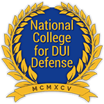 Logo Recognizing The Law Office of Matthew Konecky, P.A.'s affiliation with National College of DUI Defense