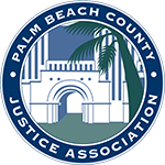 Logo Recognizing The Law Office of Matthew Konecky, P.A.'s affiliation with Palm Beach County Justice